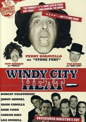 Windy City Heat [New DVD] Full Frame, Dolby](Windy City Movie)