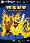 Thundarr The Barbarian DVD