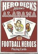Alabama Crimson Tide Cards