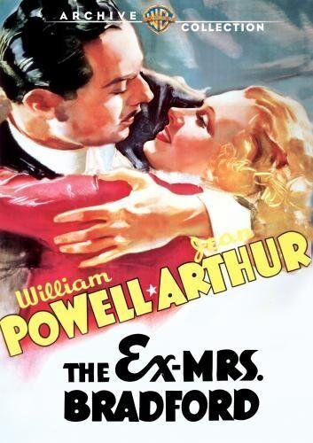 EX-MRS. BRADFORD - (B&W) (1936 William Powell) Region Free DVD - Sealed