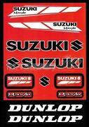 Suzuki Bandit Decals
