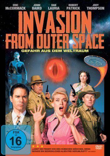 DVD/ Invasion from Outer Space - Gefahr aus dem Weltraum !! NEU&OVP !!