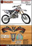 Dirt Bike Sticker Kit