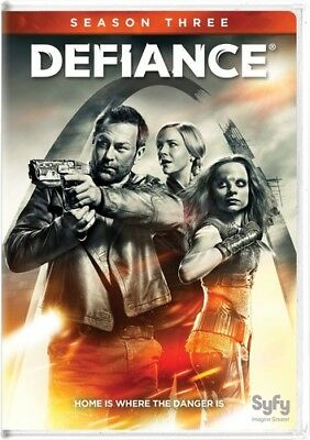 Defiance: Season Three [New DVD] 3 Pack, Slipsleeve Packaging, Snap Ca