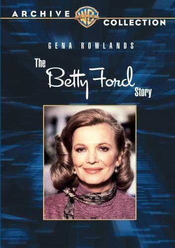 BETTY FORD STORY - (1987 Gena Rowlands) Region Free DVD - Sealed