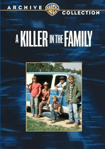 A KILLER IN THE FAMILY (1983 Robert Mitchum) - Region Free DVD - Sealed