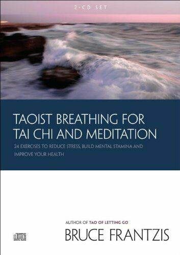 2 CD SET Taoist Breathing For Tai Chi And Meditation 24 Exercises Reduce Stress