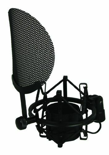 Nady SSPF4 Spider Shock Mount With Pop Filter