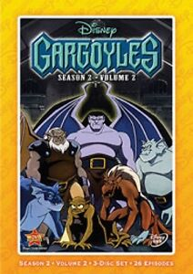 Gargoyles: Season 2, Volume 2   3-Disc - Disney Exclusive: Not in Stores