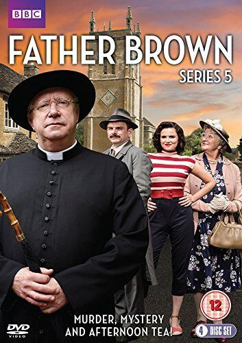 Father Brown Series Season 5 DVD R4 new & sealed