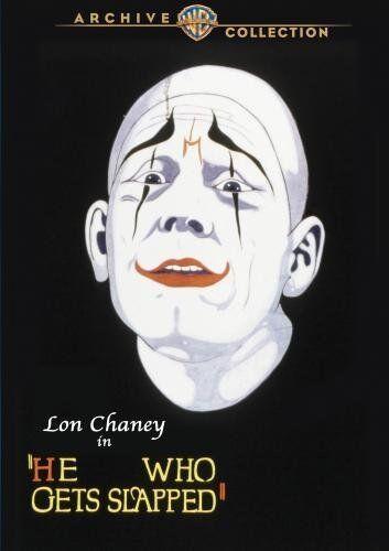 HE WHO GETS SLAPPED (1942 Lon Chaney) Region Free DVD - Sealed