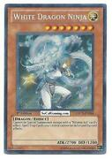 Yugioh White Dragon Ninja