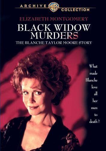 BLACK WIDOW MURDERS: BALANCE TAYLOR MOORE STORY Region Free DVD - Sealed