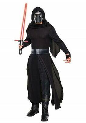 Disney Star Wars Kylo Ren HALLOWEEN Costume Mens Large 42-44 Size Jacket NEW