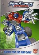 Transformers Armada DVD