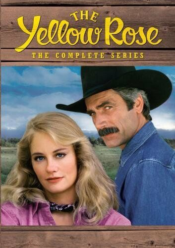 YELLOW ROSE : (1983) THE COMPLETE SERIES (5PC) Region Free DVD - Sealed