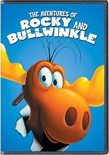 NEW The Adventures of Rocky and Bullwinkle (New Artwork) (DVD)