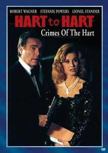 DVD: Hart to Hart: Crimes of the Hart Is (1994)  Region 2 Compatible - Sealed
