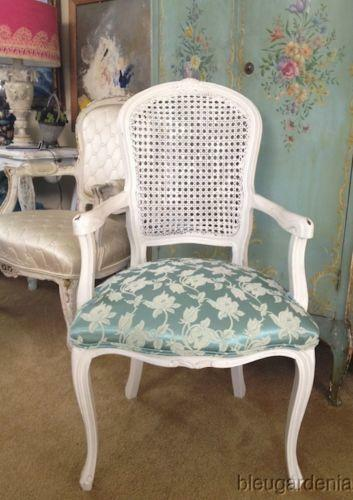 Vintage Cane Back Chairs Ebay