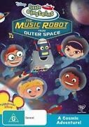 Little Robots DVD