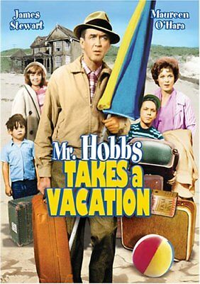 Mr  Hobbs Takes A Vacation New Dvd  Ships Fast