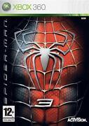 Spiderman 3 Xbox 360