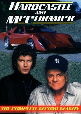Hardcastle and McCormick: The Complete Second Season [New DVD]