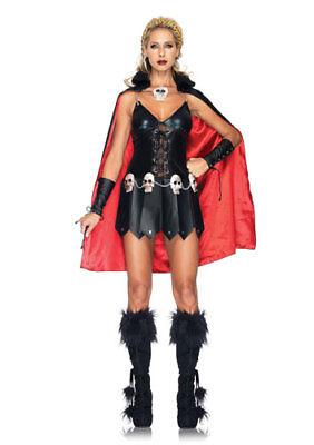 ress Halloween Costume (Warrior Woman Kostüm)