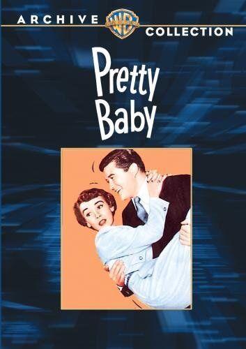 PRETTY BABY (1950 Dennis Morgan)  Region Free DVD - Sealed