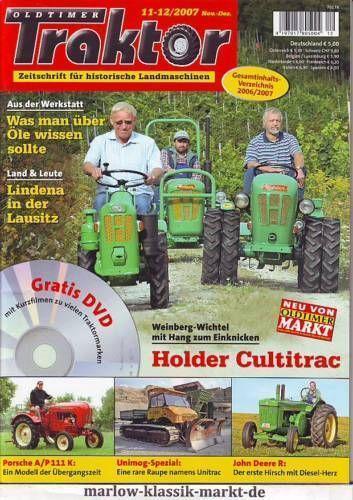 oldtimer traktor zeitschrift ebay. Black Bedroom Furniture Sets. Home Design Ideas