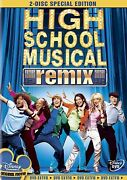 High School Musical Remix DVD