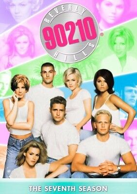 Beverly Hills, 90210: The Seventh Season [New DVD] Full Frame, Slim Pack, Slip comprar usado  Enviando para Brazil