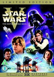 NEW DVD Star Wars The Empire Strikes Back Limited Edition + Theatrical Version
