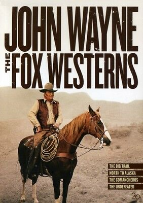 John Wayne: The Fox Westerns Collection [New DVD] Gift Set, Sensormatic, Check