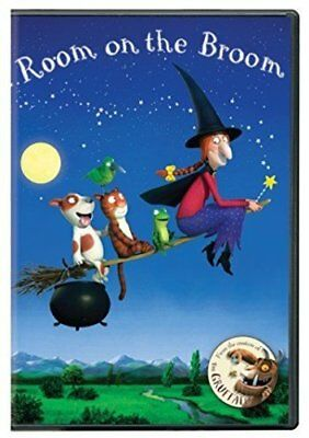 Room on the Broom Children's Halloween Animated TV Short BRAND NEW DVD