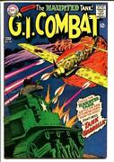 Gi Combat Comic Books
