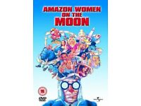 Amazon Women on The Moon (1986) UK DVD, in Very Good condition!