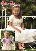 Baby Bolero Knitting Pattern