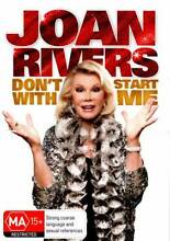 3 Joan Rivers (Incredibly funny) Dvds. $10 the lot Robina Gold Coast South Preview