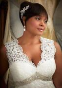 Wedding Dress Size 22