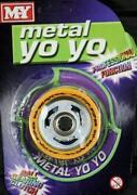 Metal YoYo