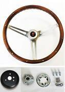 1967 GTO Steering Wheel