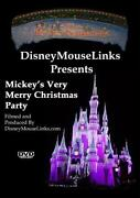 Mickeys Very Merry Christmas Party
