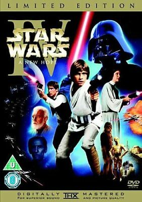 Star Wars IV - A New Hope DVD, 1997)