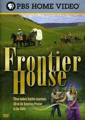 House - Frontier House [New DVD]
