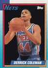 New Jersey Nets NBA Basketball Trading Cards