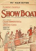 Show Boat Sheet Music