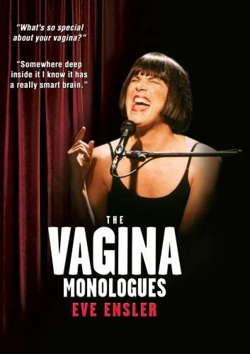 THE VAGINA MONOLOGUES - (Eve Ensler) - Region 1 DVD - Sealed