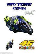 Motorbike Birthday Card