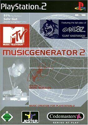 MTV Music Generator [PlayStation2] gebraucht-gut